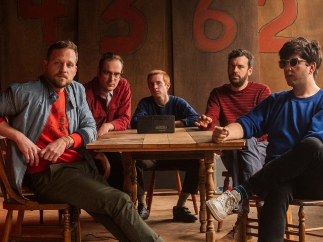 Dr. Dog Announces Winter Tour 2020