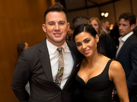 "Jenna Dewan, Channing Tatum NOT ""Headed for Divorce,"" Despite Report"