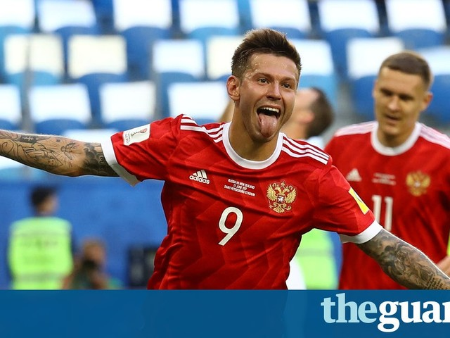 Confederations Cup can lift spirit before World Cup, says Russia's Fedor Smolov
