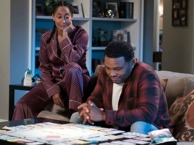 Tracee Ellis Ross Considering Cutting Back On Blackish Appearances Over Anthony Anderson Pay Disparity