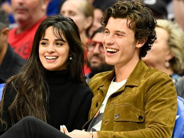"""Camila Cabello Gushes About Collaborating """"On Life"""" With Love Shawn Mendes"""