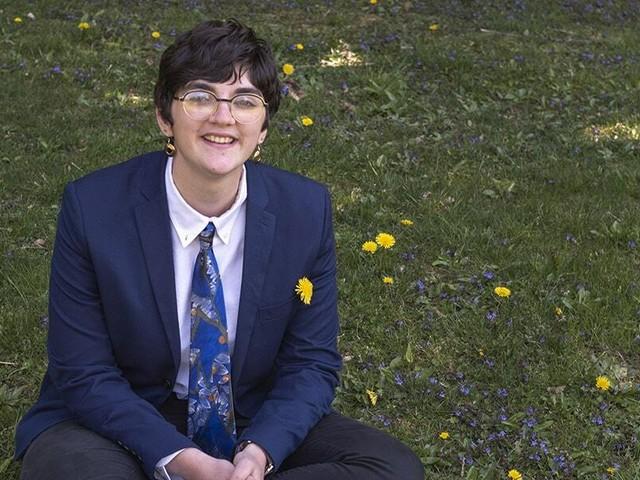 Rising Junior Awarded Critical Language Scholarship