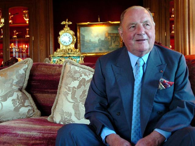 Albert Frère, 92, Belgian Master of Multinational Mergers, Dies