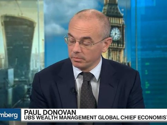 "Peak Absurdity: UBS Chief Economist Put On Leave Over ""Chinese Pig"" Comment"