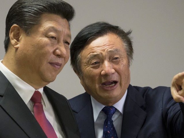 China lashes out at the US after Huawei got caught in a security firestorm that's getting worse by the day