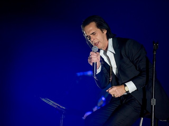 Nick Cave's Conversations tour is coming to the UK and Europe
