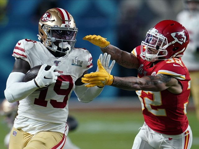 Super Bowl live updates: The 49ers kick a field goal to take an early lead