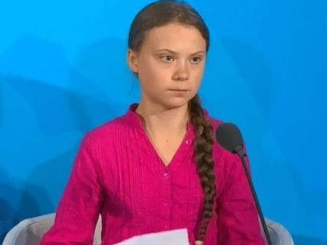 Greta Thunberg scolds apathetic grown-ups at U.N. Climate Summit