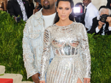 Reports Claim Kanye West & Kim K Were Have Been Discussing Divorce For Months + Pics Of The Wests During HEATED Argument Surfaces