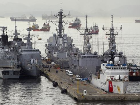 """Russia Condemns US """"Warships"""" Off Venezuela's Coast - Says Coup Attempts Ongoing"""