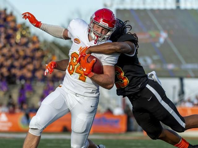 Adam Trautman is so good he'll end Dayton's NFL Draft drought
