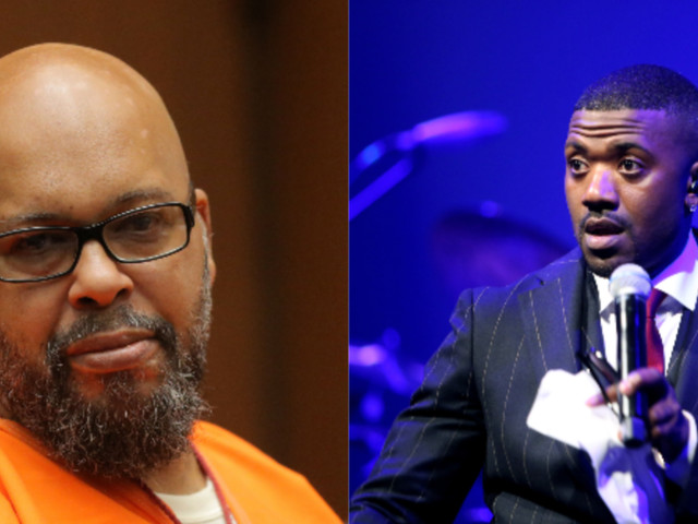 Wait a Minute...Suge Knight Reportedly Signed Over His Life Rights to Ray J