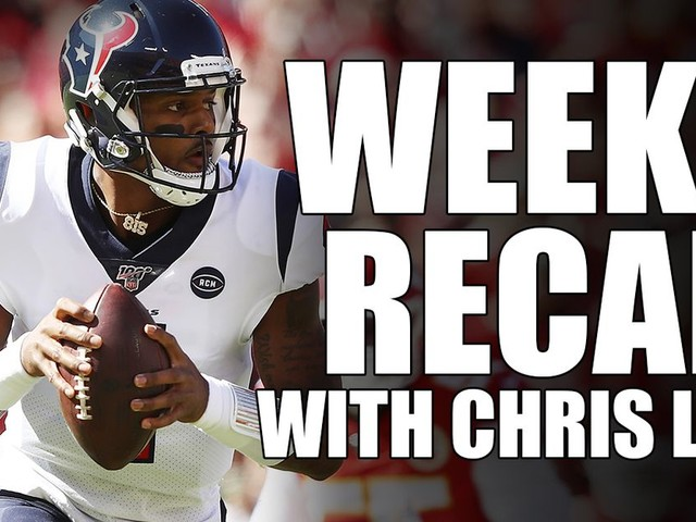 Week 6 Recap With Chris Long