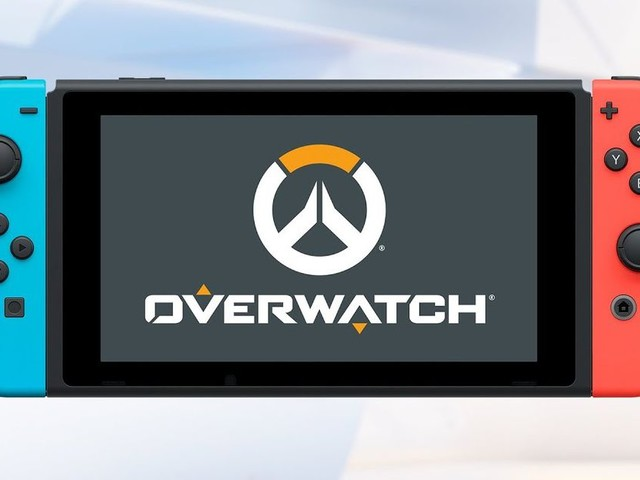 The Switch turns Overwatch into a great second-screen game