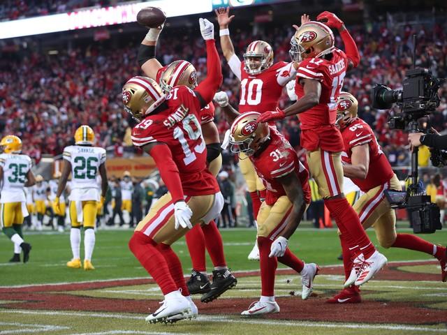 Opinion: San Francisco 49ers smash their way through Green Bay to Super Bowl LIV
