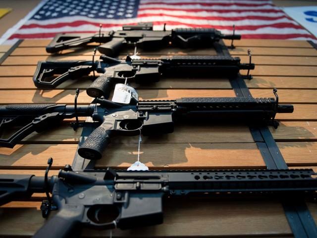Florida Groups Seek Green Light For Assault Weapons Ban