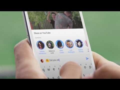 YouTube Rolls Out New Sharing and Chat Features to All iOS Users