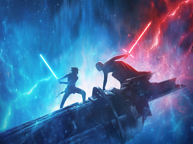 Watch the final 'Star Wars: The Rise of Skywalker' trailer right here