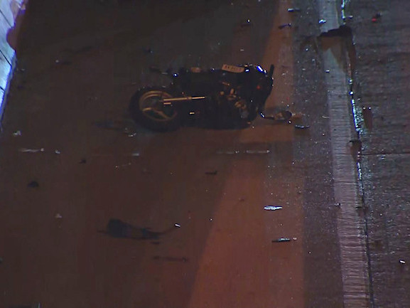 Suspected Drunk Driver Hits Man On Moped In Dallas, 2nd Vehicle Runs Him Over