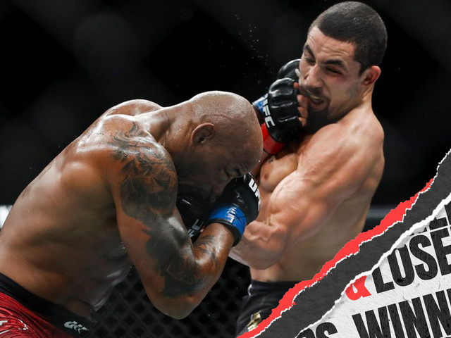 UFC 225: Whittaker vs. Romero 2 - Winners and Losers