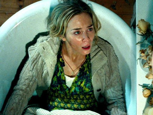 Emily Blunt, John Krasinski Scare SXSW With 'A Quiet Place'