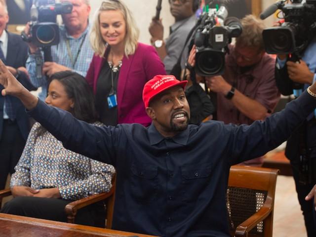 'Saturday Night Live' Takes on Kanye West's Bizarre White House Visit
