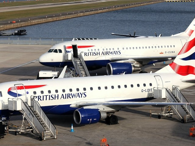 Two British Airways executives step down following the airline's first strike in decades