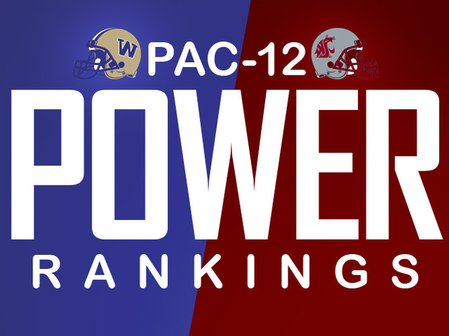 Pac-12 Power Rankings, Week 7: Where do UW Huskies, Oregon rank ahead of battle for the North?