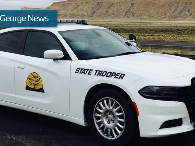 UHP responds to numerous accidents during winter storm