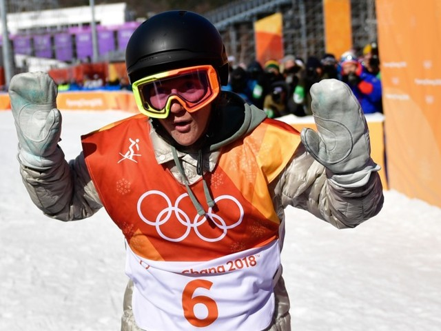 A Child Named Red Won the United States' First Gold Medal at the Winter Games