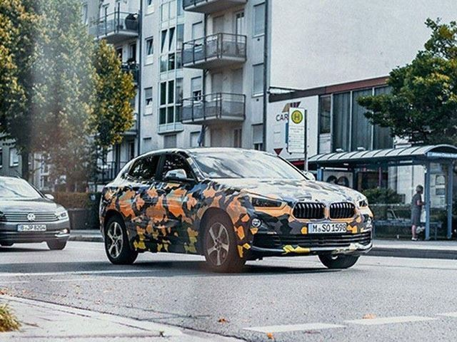 BMW Readying A Handful Of Engines For New X2 And Range-Topping X7