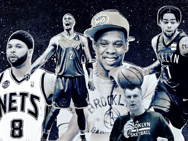 To Cap Hell and Back: A Timeline of the Last Decade of Nets Basketball