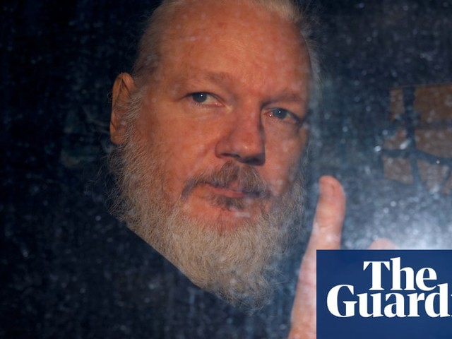 Julian Assange's health is so bad he 'could die in prison', say 60 doctors