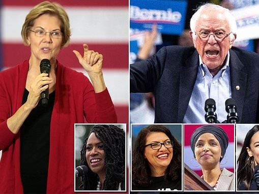 Squad Split: Ayanna Pressley endorses Elizabeth Warren as rest back Bernie