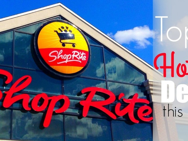 10 of the Most Popular Deals at ShopRite – Ending 10/14