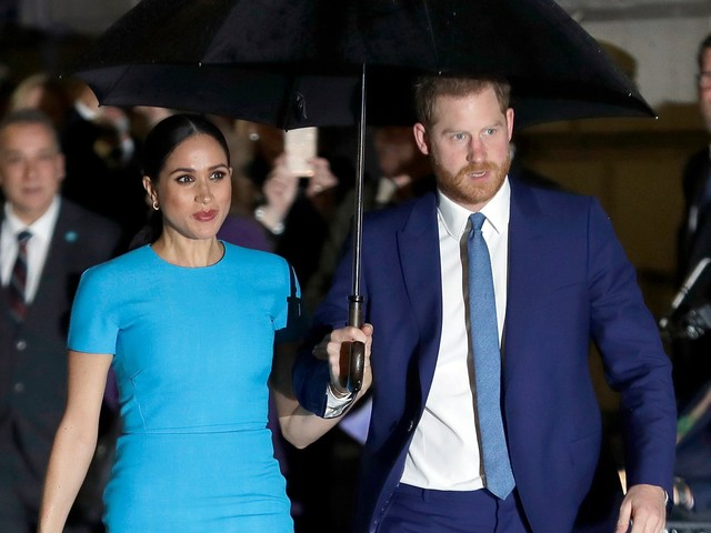 'Finding Freedom' tells Harry and Meghan's side on family feuds, racism and leaving royal life