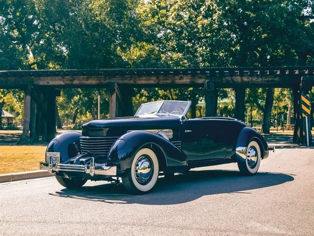 1937 Cord 812--Custom--Beverly