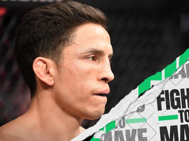 UFC Norfolk: Fights to make