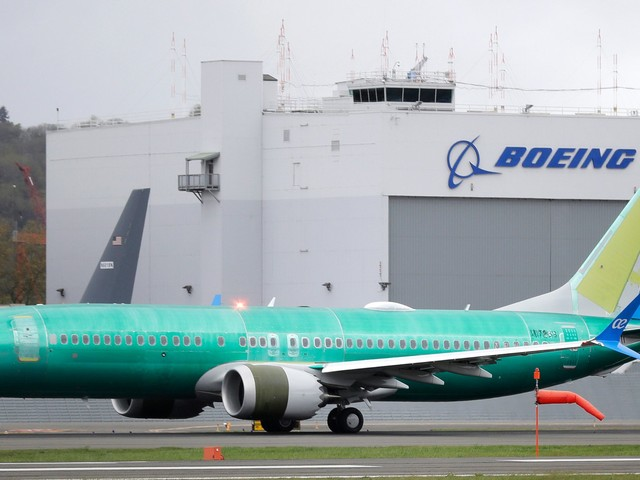 Boeing has finished the software update to fix the grounded 737 Max that was involved in two fatal crashes (BA)