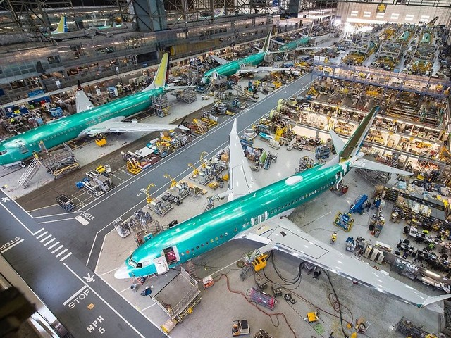 Boeing's new CEO vows to woo pilots back to 737 Max - a plane that he says will keep its name