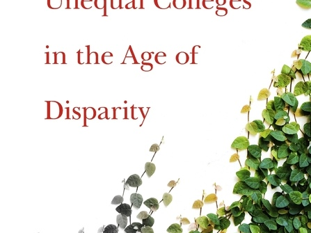 Q&A with author of book on the unequal higher ed landscape