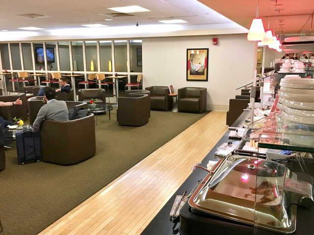 Choose this, not that: BOS Priority Pass lounge edition