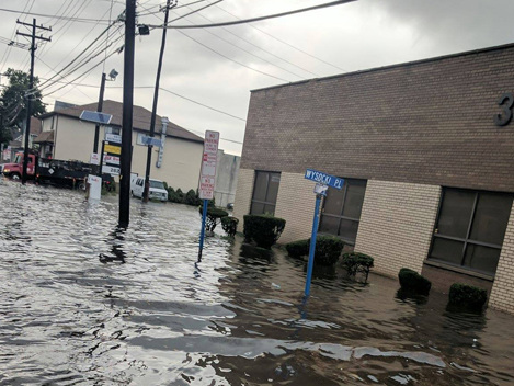 Rain Returns Friday Night, Causing Second Round Of Flooding Across Tri-State Area