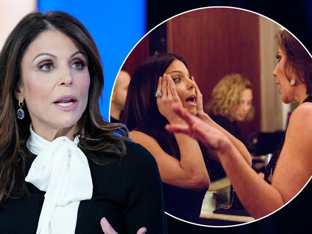 Bethenny Frankel says 'RHONY' 'became not who I really was anymore'
