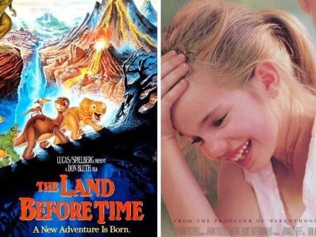 These Are The Childhood Movies Dads Wants To Share With Their Kids