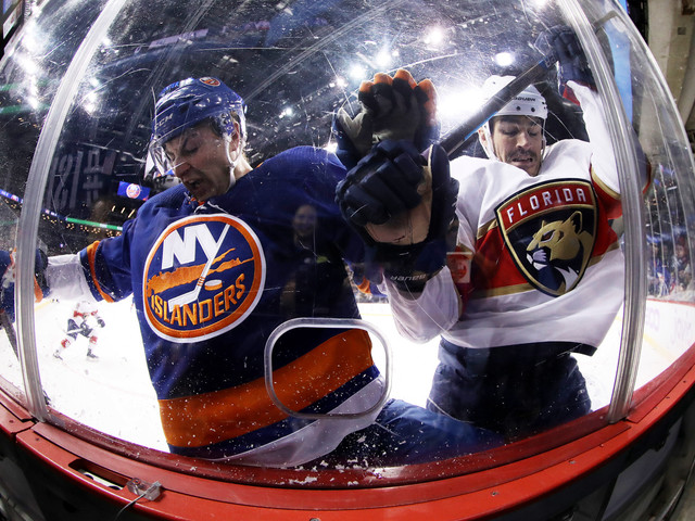 Florida Panthers Eliminated By NY Islanders With 5-1 Loss