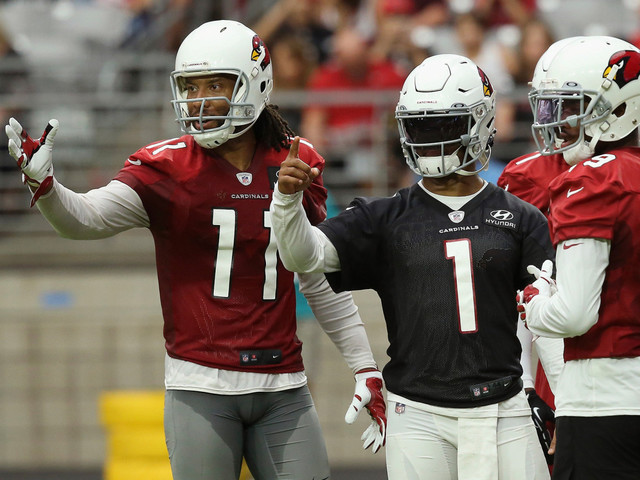 Larry Fitzgerald has 'never seen' anything like Kyler Murray