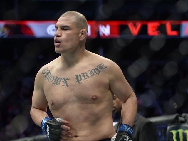 Velasquez: Pro-wrestling is 'fun', but 'door is always open' for UFC return