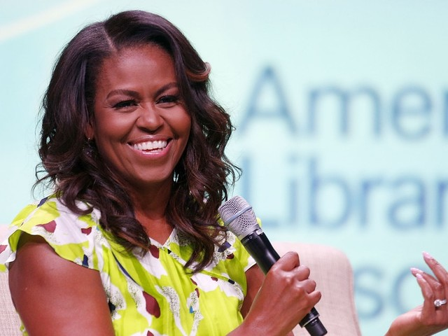 Here's How To Get Tickets To Michelle Obama's Book Tour, Because You Don't Want To Miss This