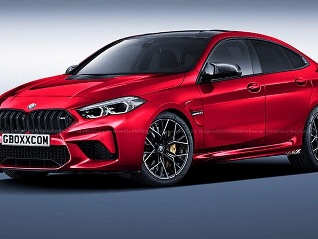 A BMW M2 Gran Coupe Looks Good But Is Highly Unlikely